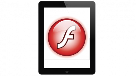 flash-on-tablet